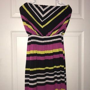 Dresses & Skirts - Women's Strapless Maxi Dress Size M